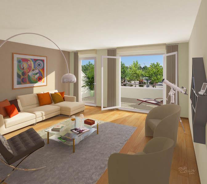 Appartement Ozoir AAA 4 copie