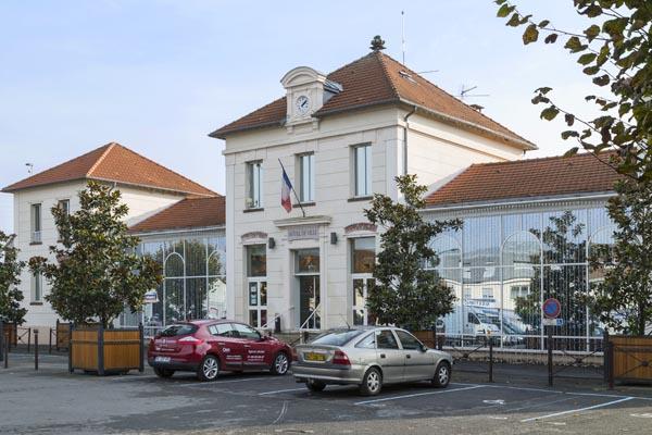 hotel de ville 1117