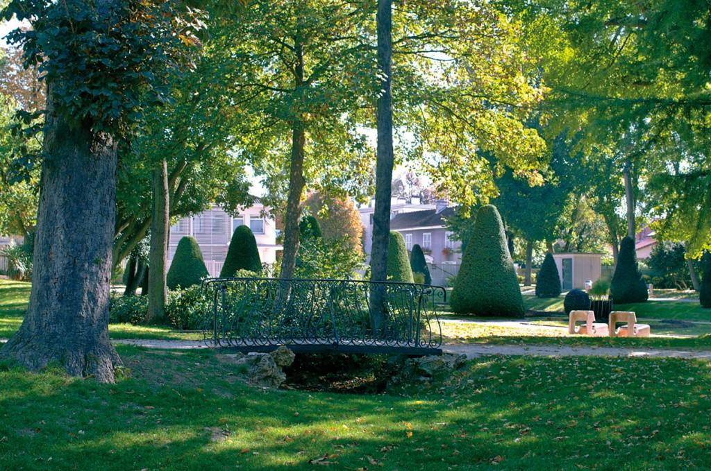 L'Ecrin du Coteau - Chennevières-sur-Marne - parc Corot